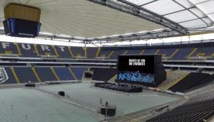 2014 Frankfurt Onkelz PV Fernseher