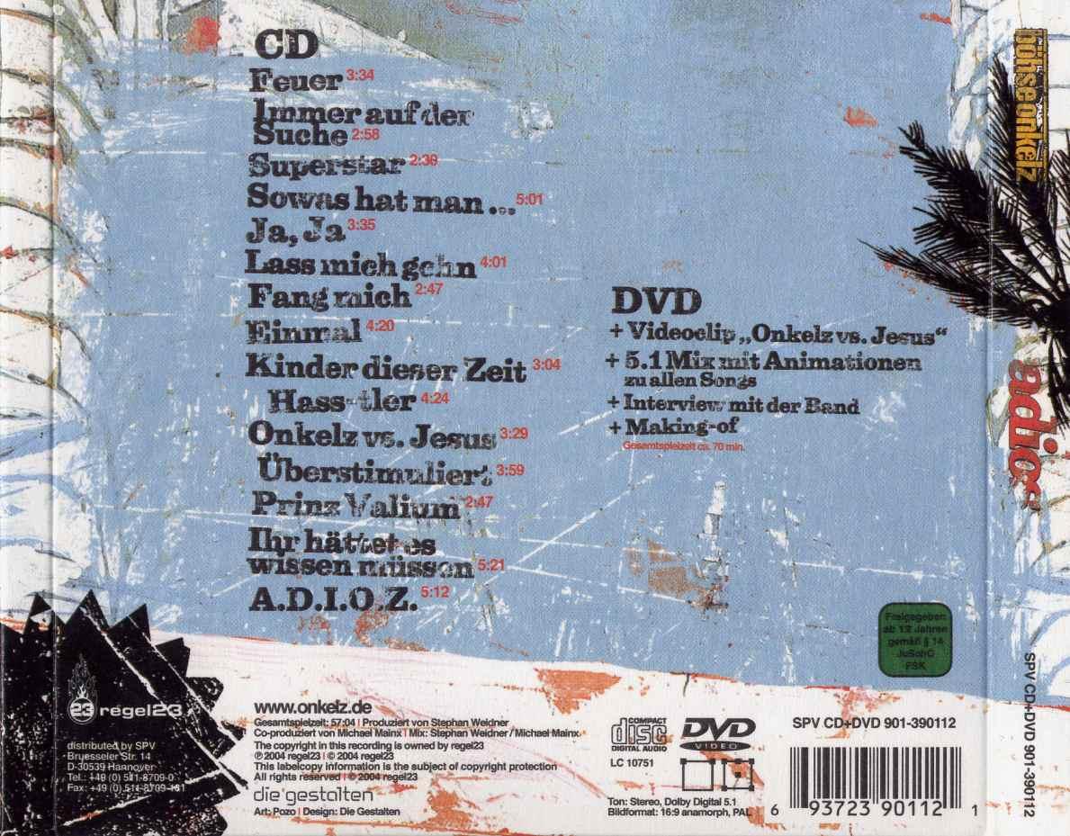 Die Toten Hosen - Mehr Davon! Die Single-Box 1995 - 2000