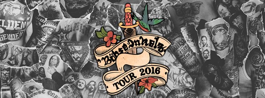 Endlich Böhse Onkelz Die Tour 2016 Böhse Onkelz