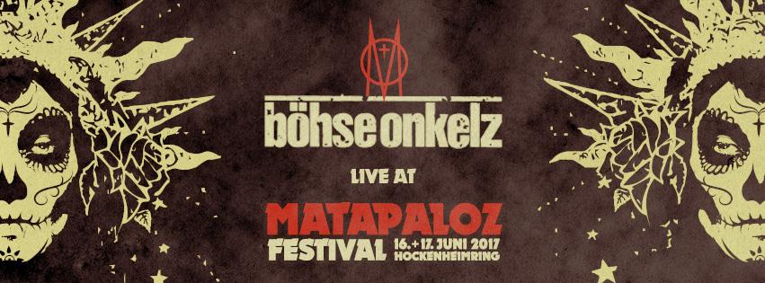 Matapaloz Das Onkelz Festival Böhse Onkelz