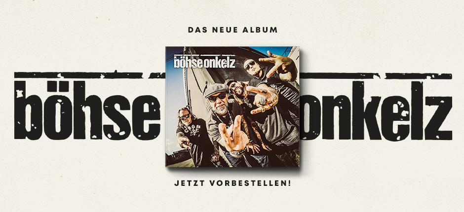 Böhse Onkelz Neues Album